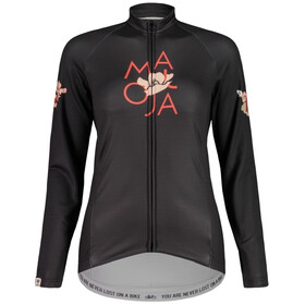 Maloja ErvaM. 1/1 Longsleeve Bike Jersey Women moonless